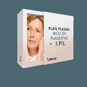 PLASMA RICO EN PLAQUETAS + IPL ®