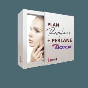 PLAN RESTYLANE PERLANE + BOTOX