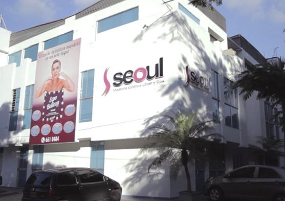 Seoul Spa Norte
